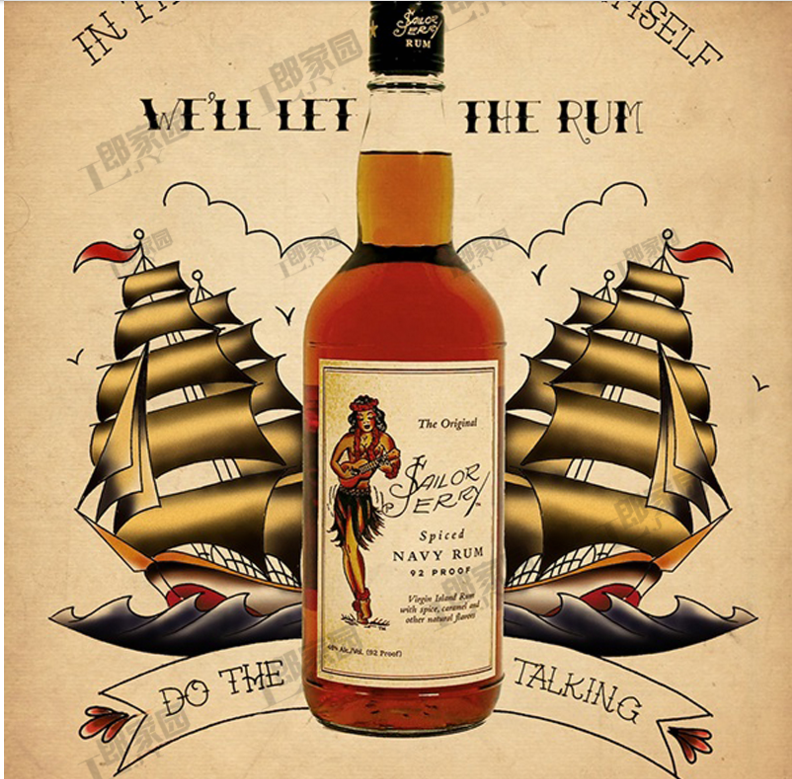 杰瑞水手Sailor Jerry